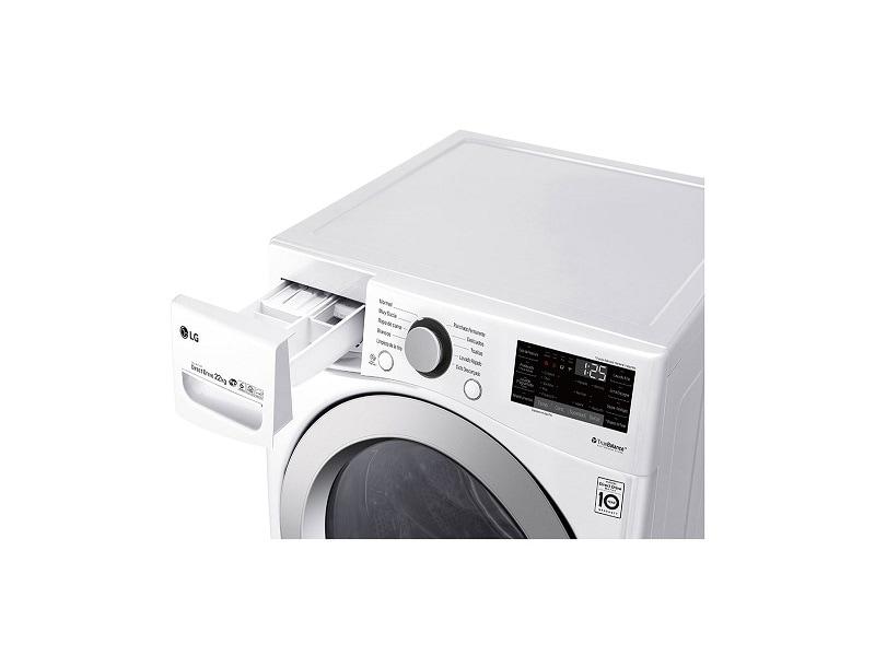 Lavadora LG WM22WV26 22KG Carga Frontal Con Wi Fi Blanco