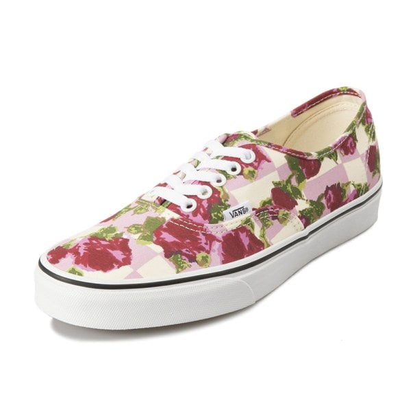 Tenis Vans Authentic Romantic Floral Dama VN0A38EMVKB Originales