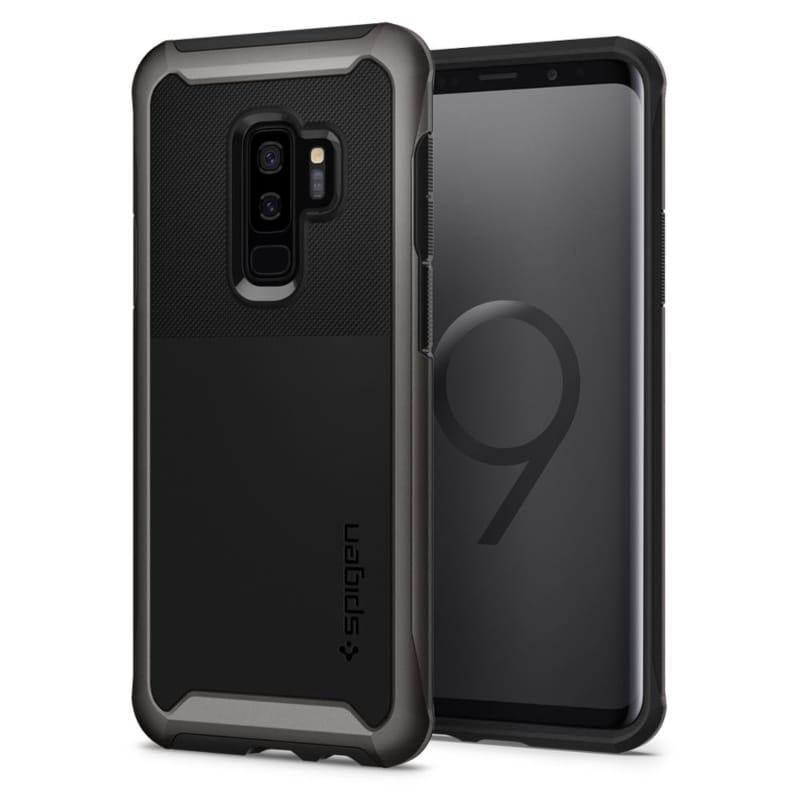 Funda Gunmetal Neo Hybrid Urban Galaxy S9 Plus Premium Spigen