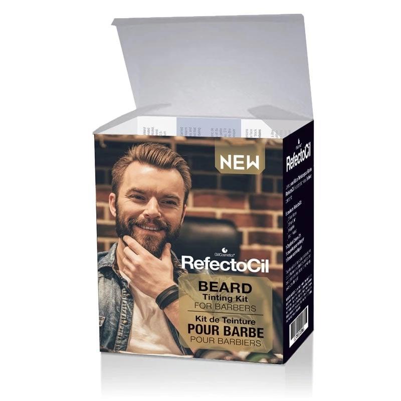 Kit De Tinte Para Barba