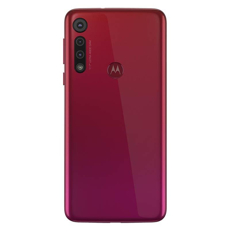 Celular MOTOROLA LTE XT2019-2 MOTO G8+ Color ROJO Telcel