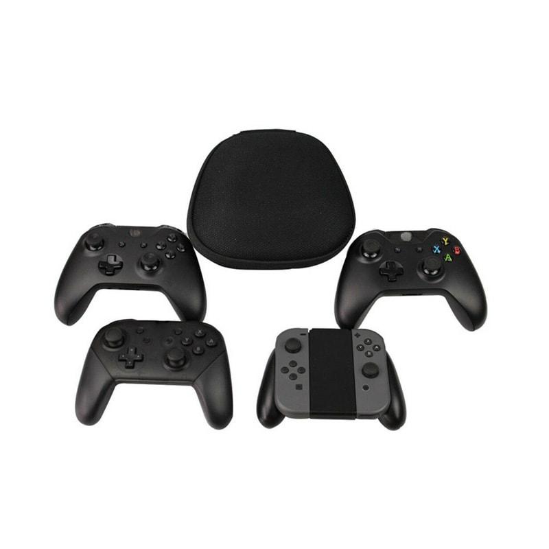 Xbox One / S / X / Elite Nintendo Switch Control Pro Estuche Control (Negro)