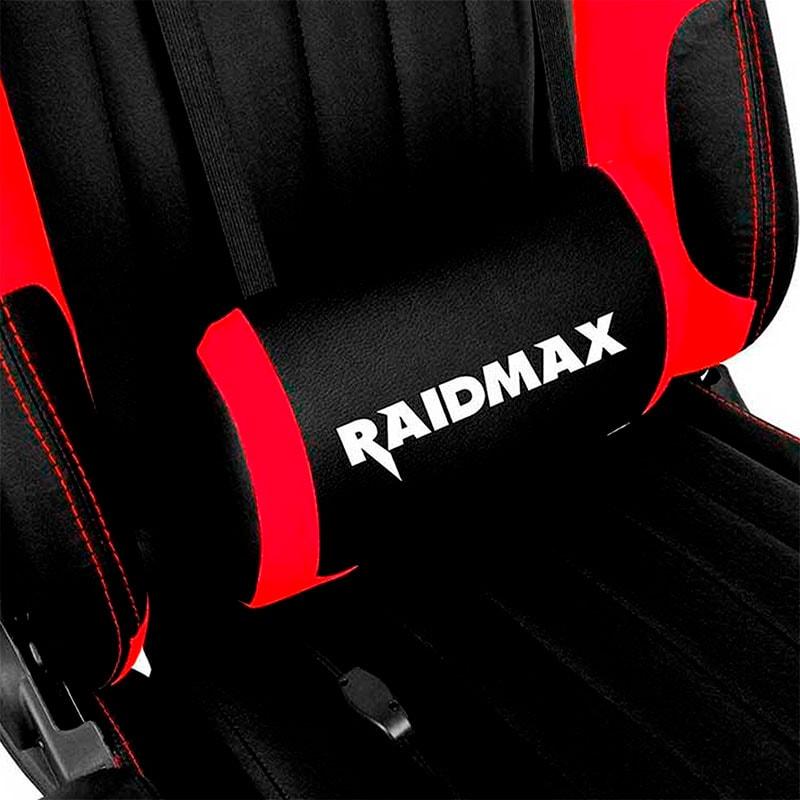 Silla Gamer RAIDMAX DRAKON DK707 Reclinable Ajustable Ergonomica DK707RD