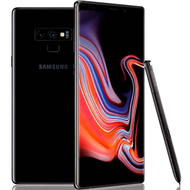 Celular SAMSUNG Galaxy NOTE9 6GB 128GB Octa Core Android Negro Open Box