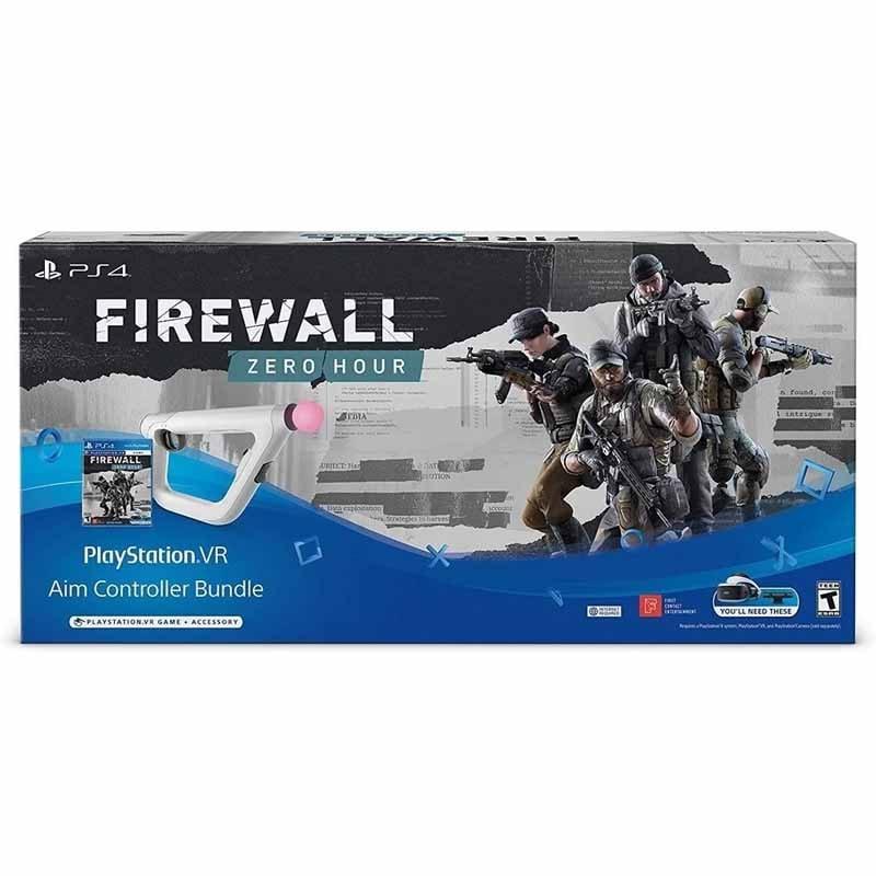 Ps4 Firewall Zero Hour Vr Aim Controller Bundle