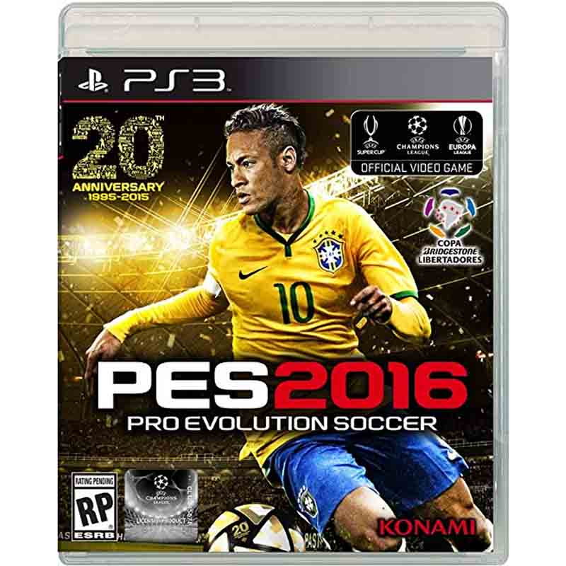 Ps3 Juego Pro Evolution Soccer 2016