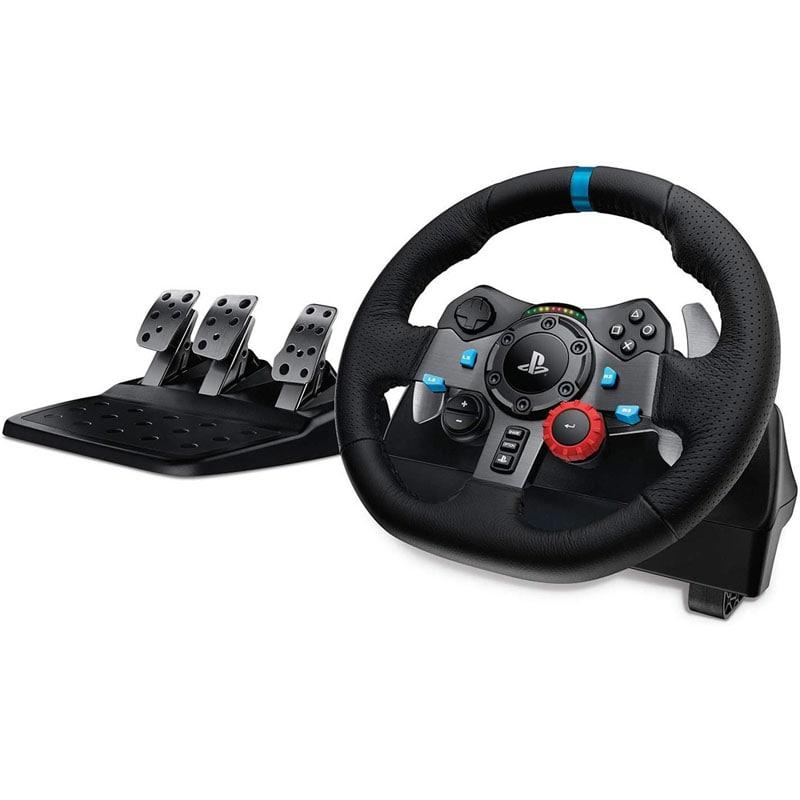 Logitech G Volante G29 Compatible Con Playstation 3, 4 y PC