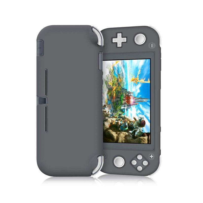 Nintendo Switch Lite Funda Silicona (Negra)