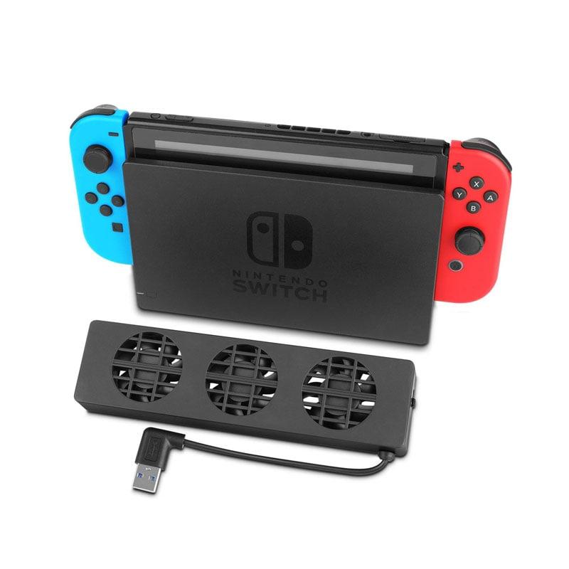 Nintendo Switch Potente Ventilador Enfriador