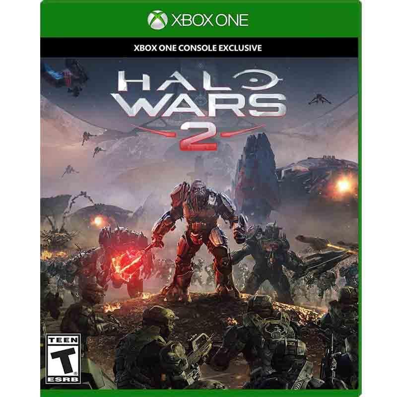Xbox One Juego Halo Wars 2