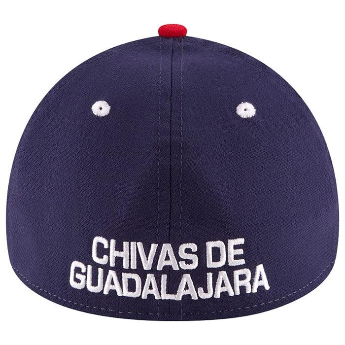 GORRA NEW ERA CHIVAS 39THIRTY - AZUL/ROJO/BLANCO