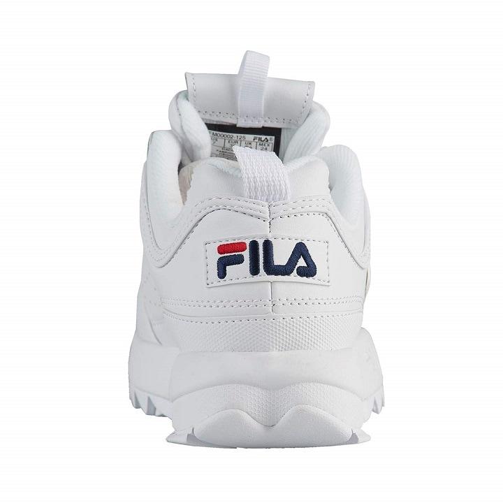 Tenis Fila DISRUPTOR II Dama Original fw02945-11