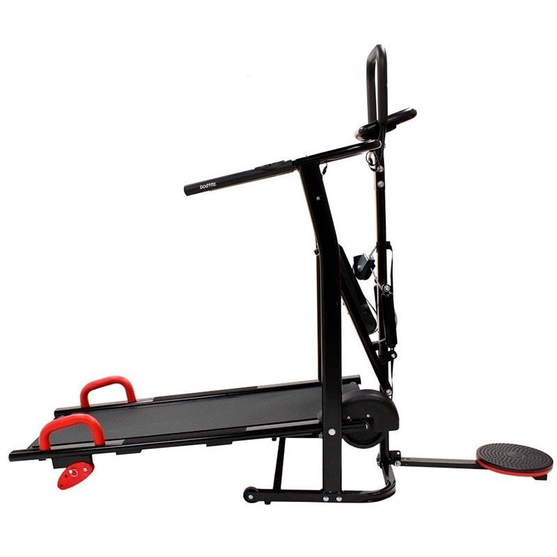 Caminadora Manual escaladora, Lagartijeros Y Twister BodyFit BW-BFCM41