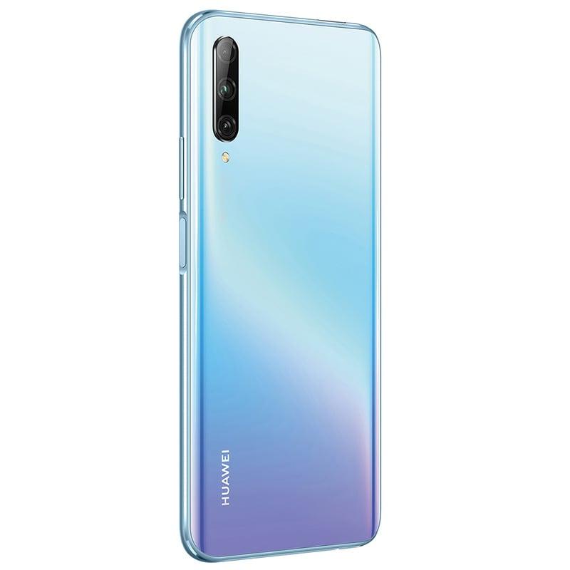 Celular HUAWEI LTE STK-LX3 48MP Y9S Color AZUL Telcel Y DE REGALO UNA HUAWEI BAND