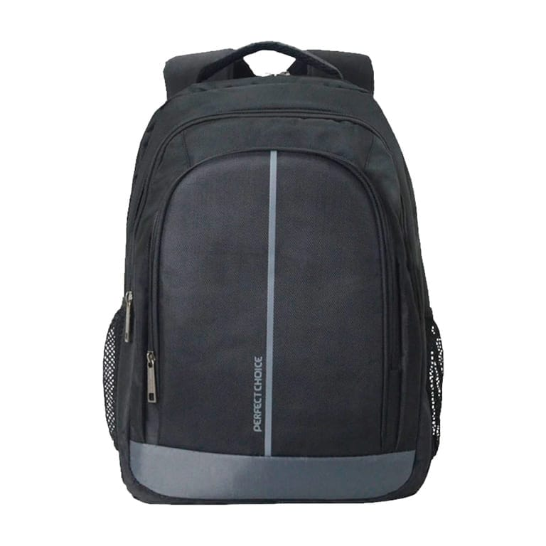 Mochila Perfect Choice Para Laptop 15 A 17 Essencial - Negro