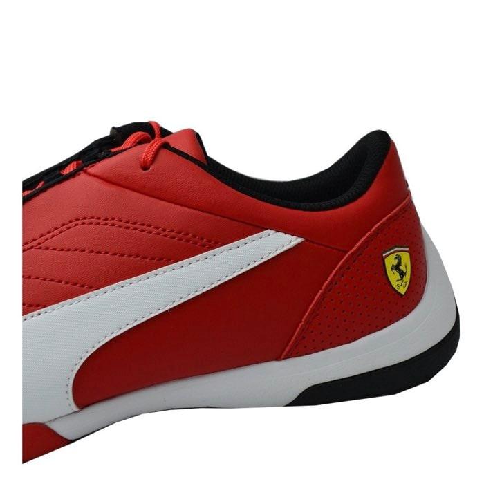 Tenis Puma Hombre Sf Kart Cat III Rojo