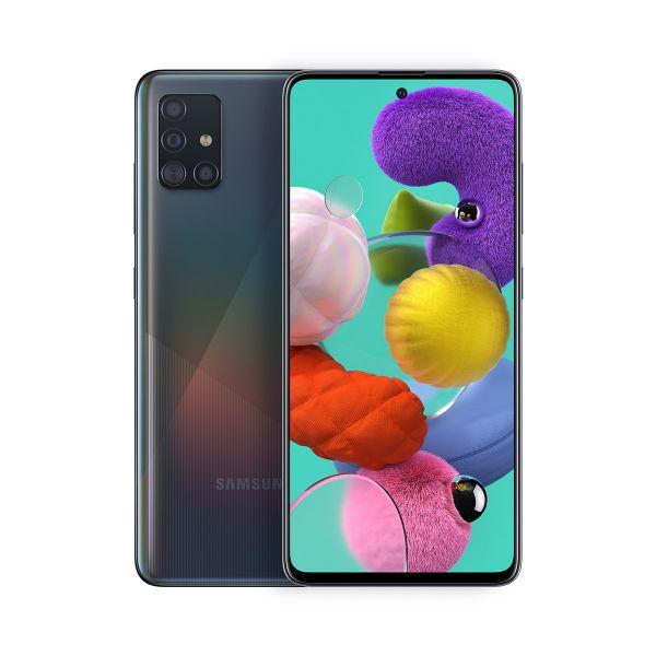 Samsung Galaxy A51 Negro 128GB