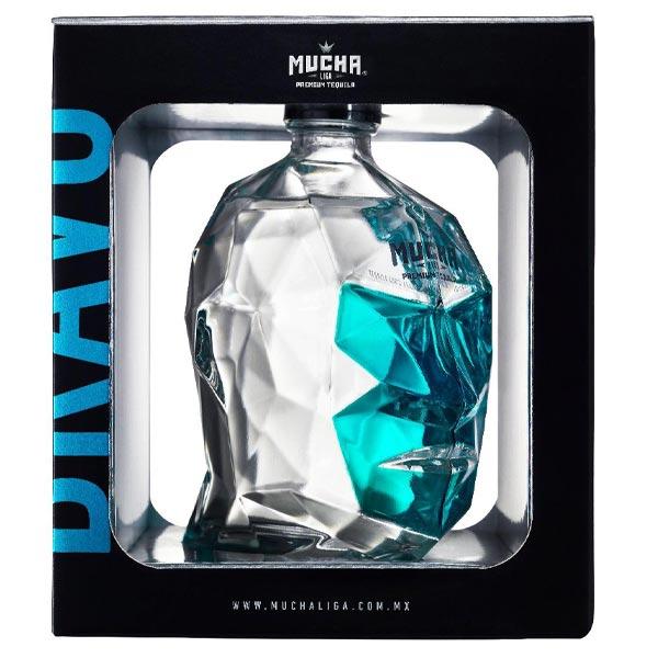 Tequila Mucha Liga Blanco 750 ml