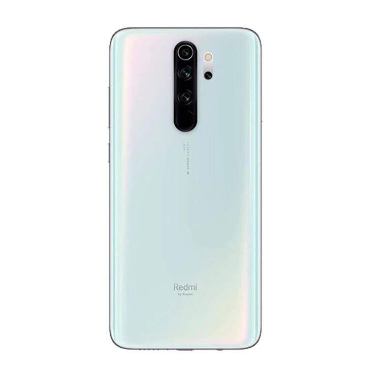 Celular Xiaomi Redmi Note 8 Pro 6GB-128GB BLANCO Dual Sim
