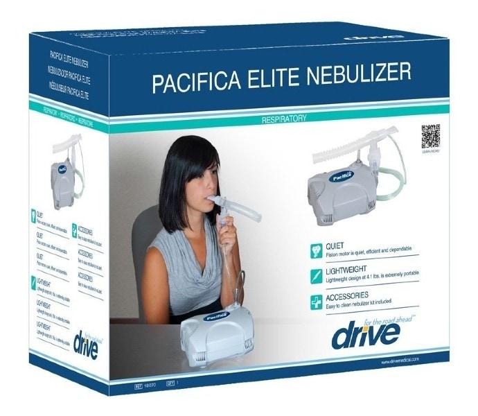 Nebulizador Silencioso Adulto e Infantil Marca Drive Medical