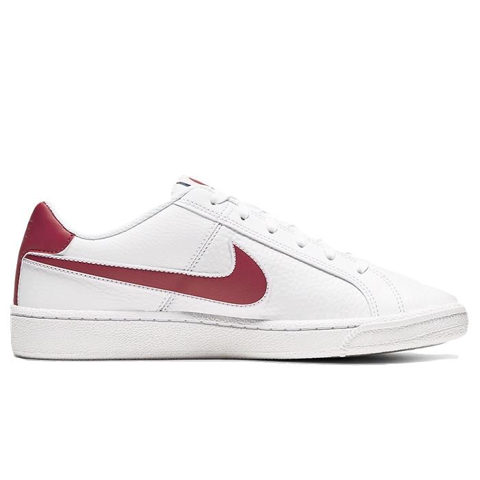 nike court royale blanco rojo
