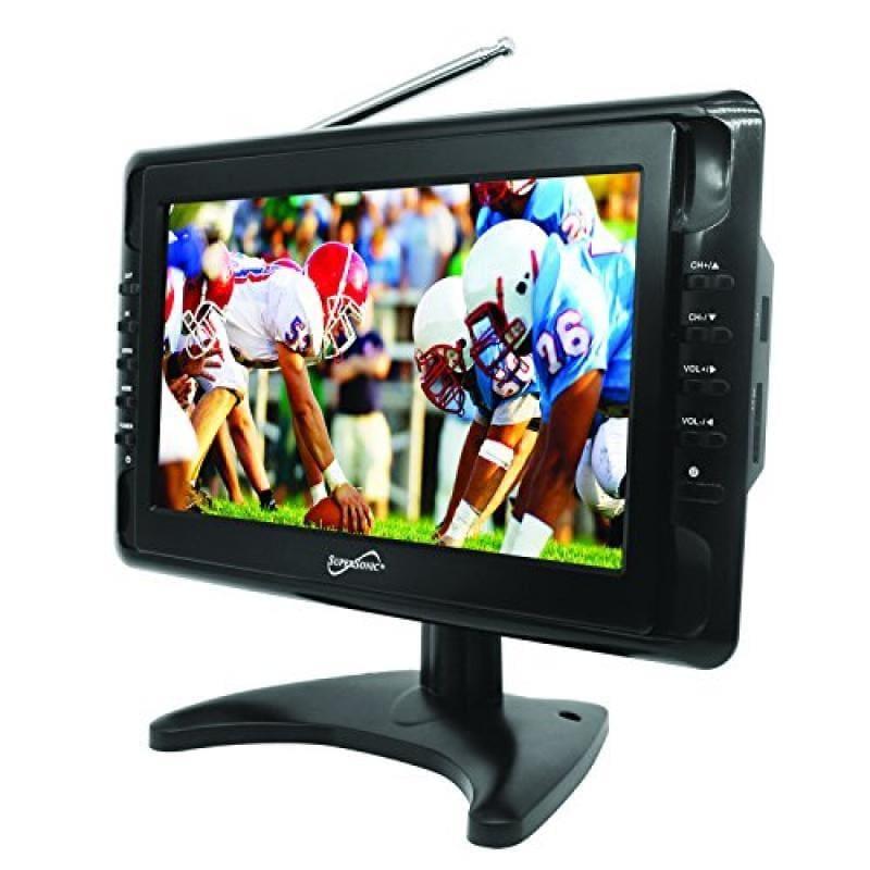"LCD TV Portátil digital 10"" SuperSonic SC2810"