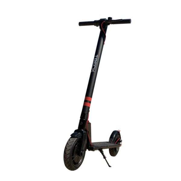Scooter Patín Eléctrico Plegable T1 Treck Negro