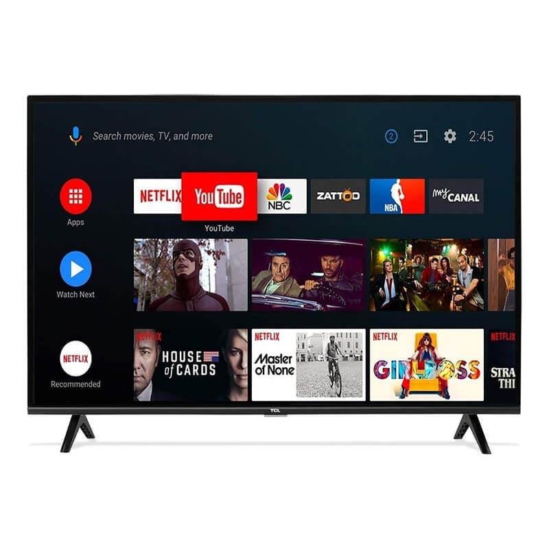 Smart Tv Tcl 32 Pulgadas Pantalla Led Android Tv, Wifi, Hdmi