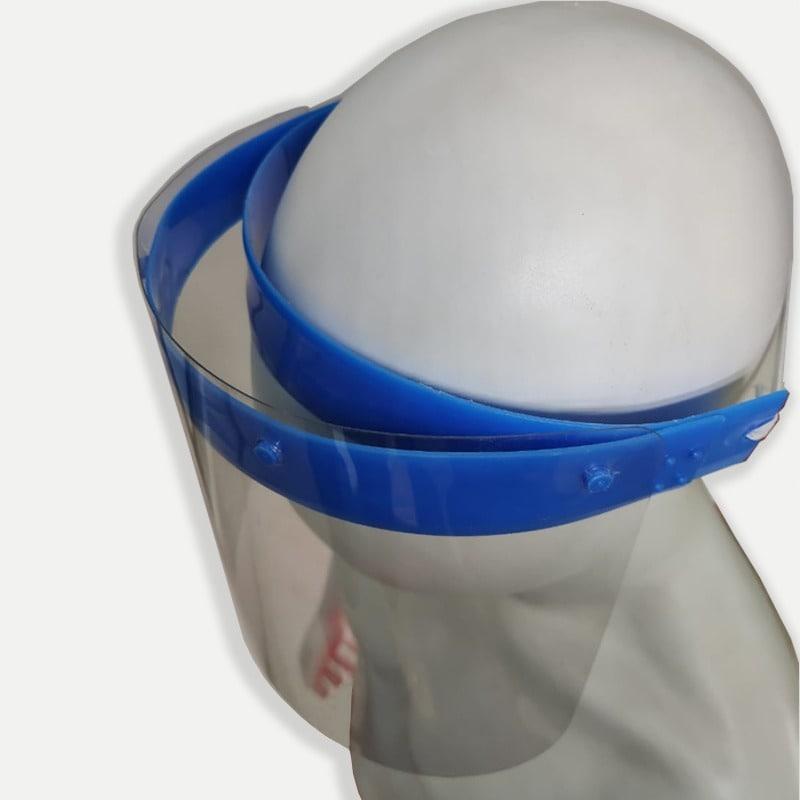 2 x 1 Cubrebocas Kn95 + Careta Protectora Facial Kit De Salud