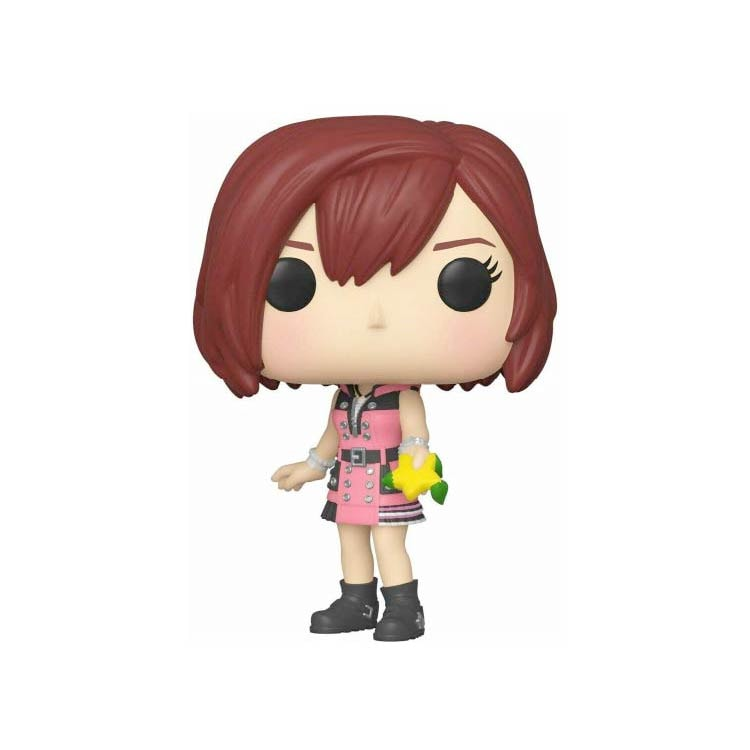 Funko Pop Kairi with Ultima Weapon Kingdom Hearts 3