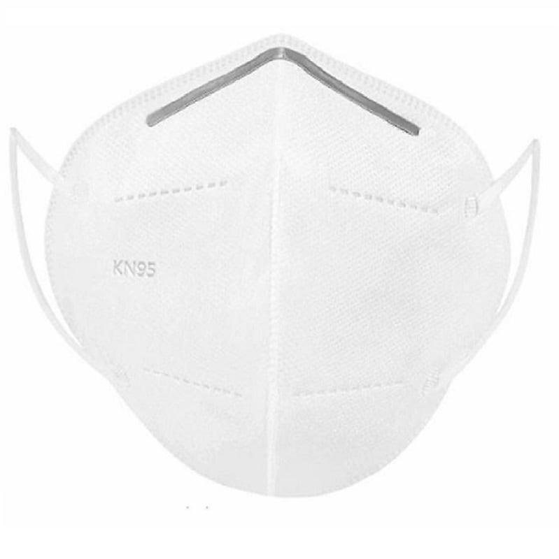 Cubrebocas  KN95  5 capas , maxima proteccion 98.5% Certificaciones NYCE y FDA
