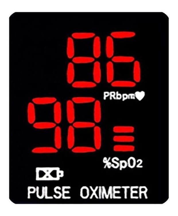 Oximetro De Pulso Adulto Pediatrico Monitor Medico Ms Contec