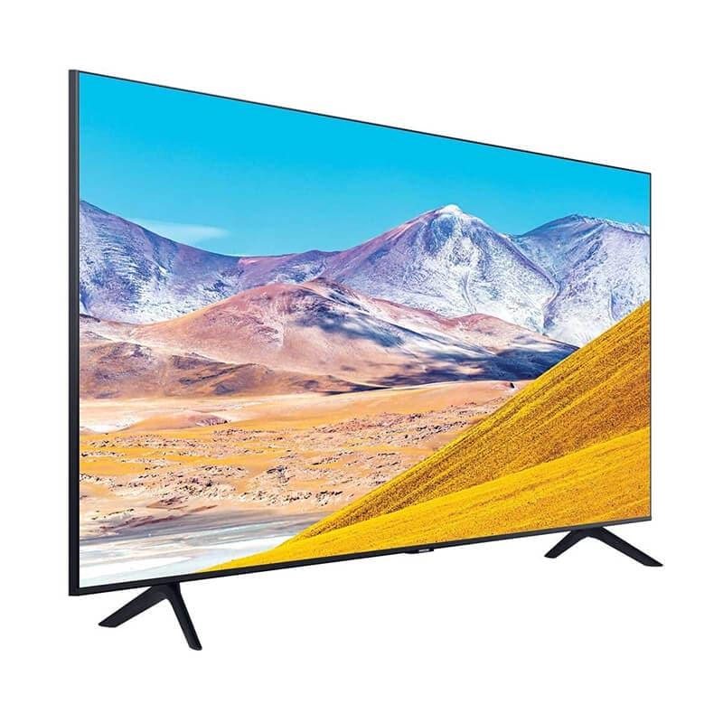 Smart Tv Samsung 50pulgadas Pantalla Crystal 4k Hdr 10