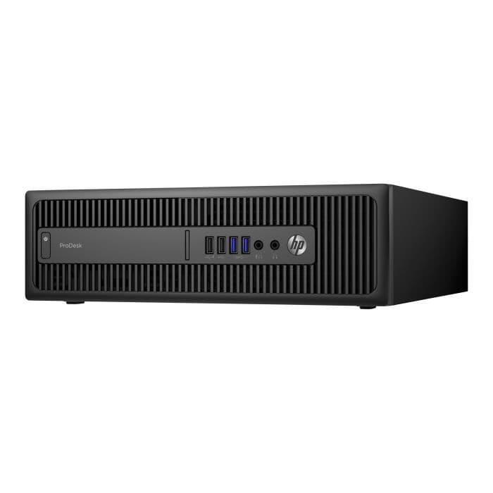 CPU HP ProDesk 600 G1 - Intel Core i5-4570 4a generacion- 8GB Ram  - 500GB Disco duro  - WIFI, No DVD, Equipo Clase B, Reacondicionado