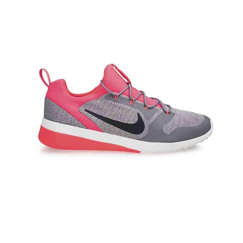 Tenis Nike CK Racer Gris / Rosa