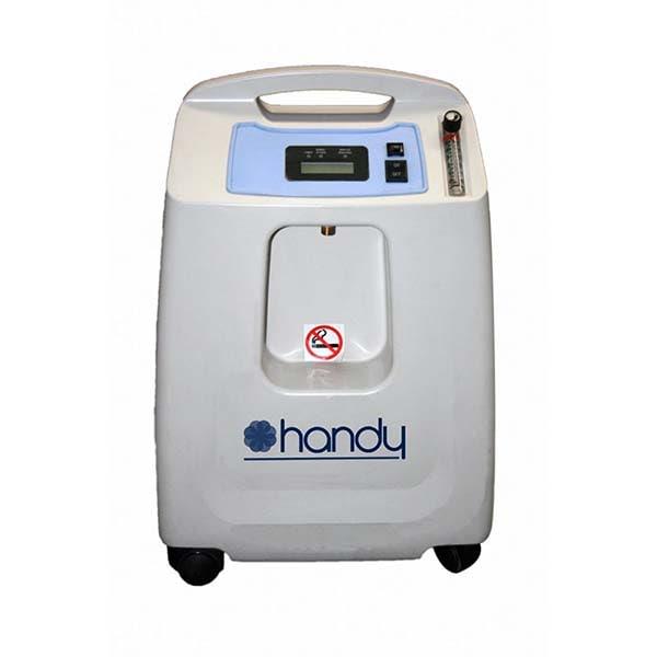 Concentrador de Oxígeno 0 a 5 litros por Minuto.