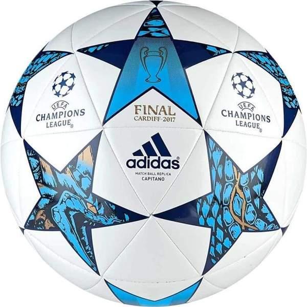 Estricto estrés Ponte de pie en su lugar  Balon Adidas de La Final de la Champions League de Cardiff 2017 Tamañ