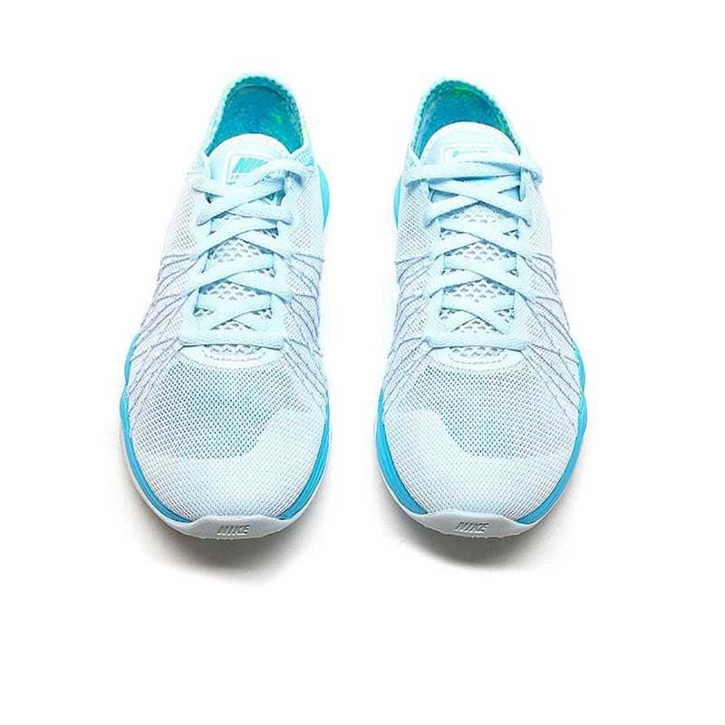 labio cuestionario Marchitar  Tenis Nike Dual fusion azul celeste