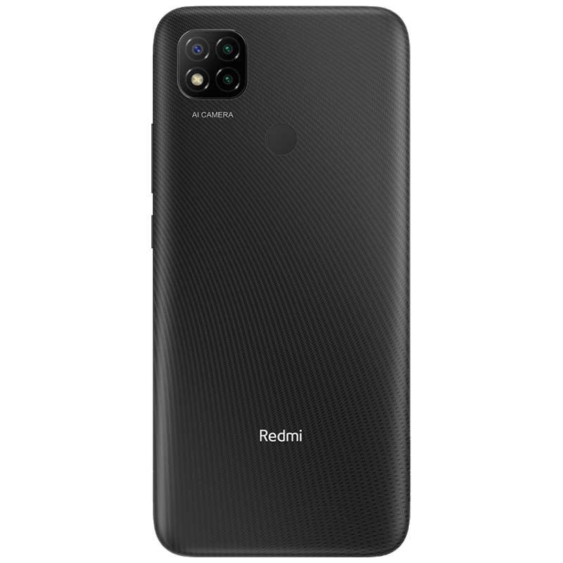 Smartphone Xiaomi Redmi 9C Gris 64GB Desbloqueado Dual SIM