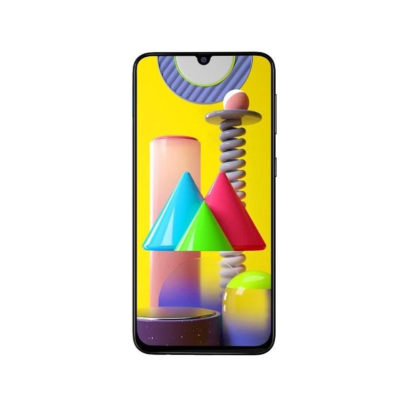 "Celular Samsung Galxy M31 6.4"" 6GB RAM + 128GB 4 cámaras 6000 mAh Negro"