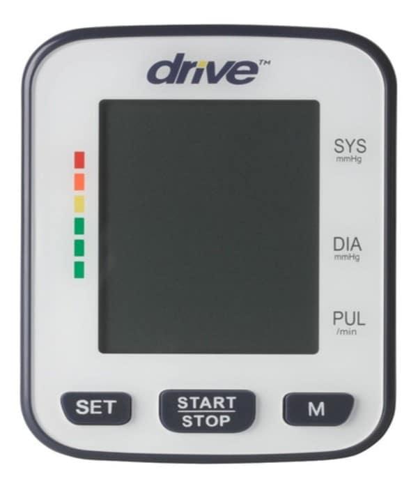 Baumanometro Automatico Digital De Muñeca Marca Drive Medica