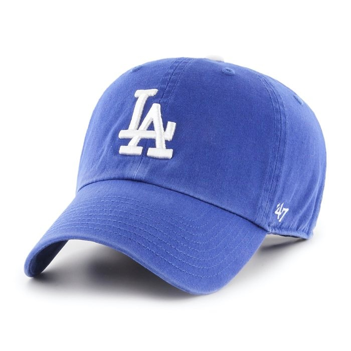 Gorra 47 LOS ANGELES DODGERS LIMPIA Azul