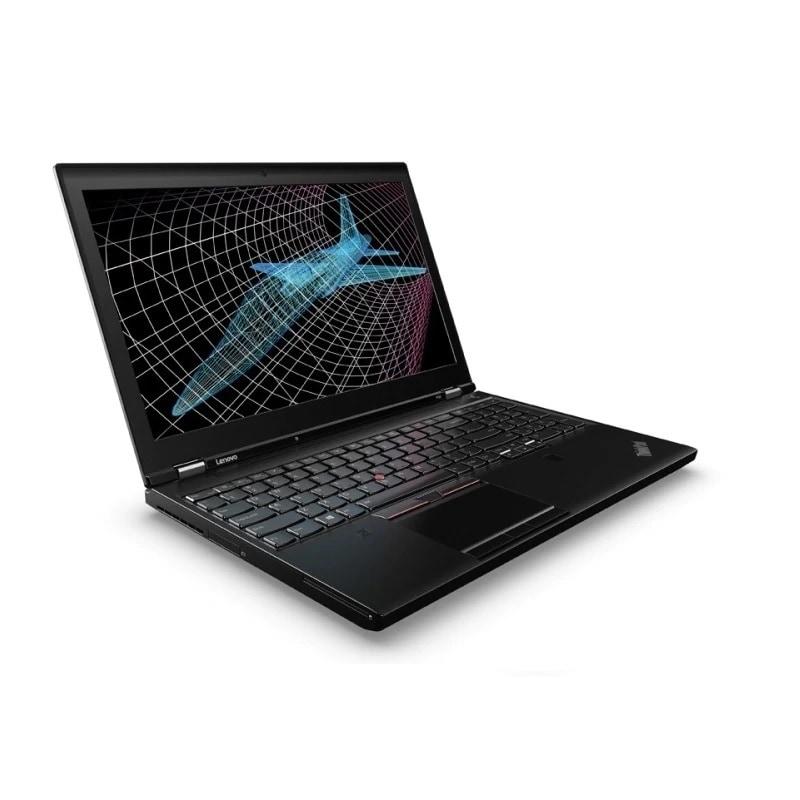 "Laptop Lenovo ThinkPad P50 - 15.6""Workstation"" - Intel Core i7-6820hq - 16GB -256  GB SSD - Equipo Clase B, Reacondicionado"