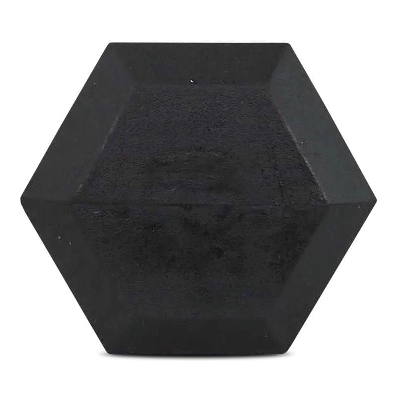 Kit Par De Mancuernas Pesas Hexagonales 10 Lb 5 Kg Alta Calidad Ideal Gimnasio en Casa