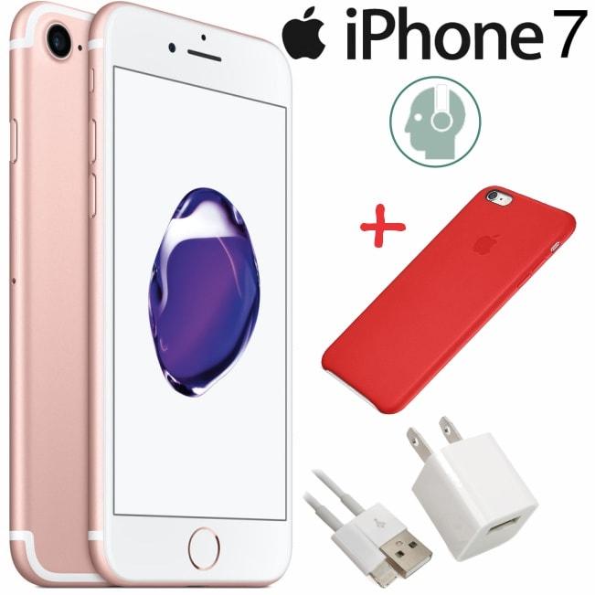 Oferta! Iphone 7 32gb Remanufacturado Libre de fabrica + Regalo