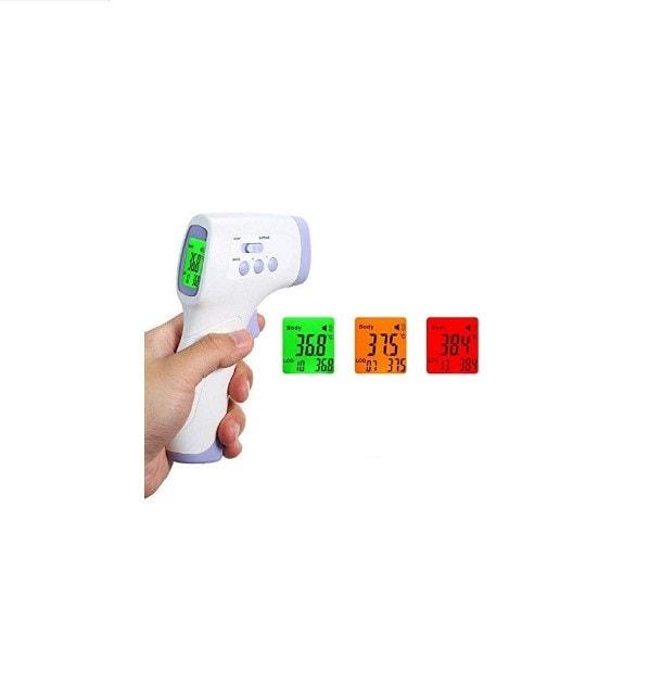 Termometro Infrarrojo Sin Contacto Medidor De Temperatura Con Sensor Scegli la consegna gratis per riparmiare di più. termometro infrarrojo sin contacto medidor de temperatura con sensor