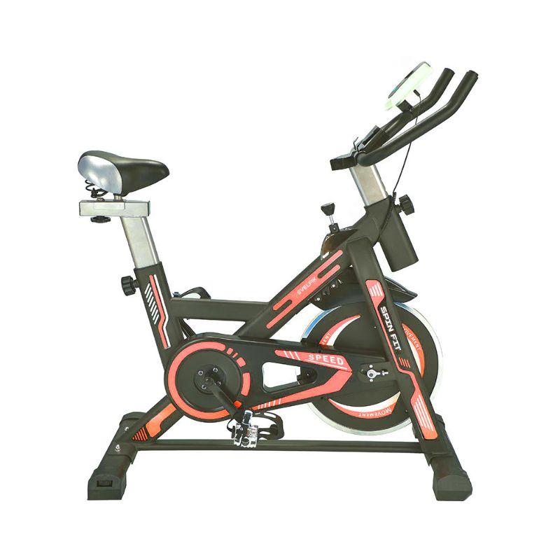 Bicicleta Para Hacer Ejercicio Spinning Fija Estática 6kg Hasta 150kg
