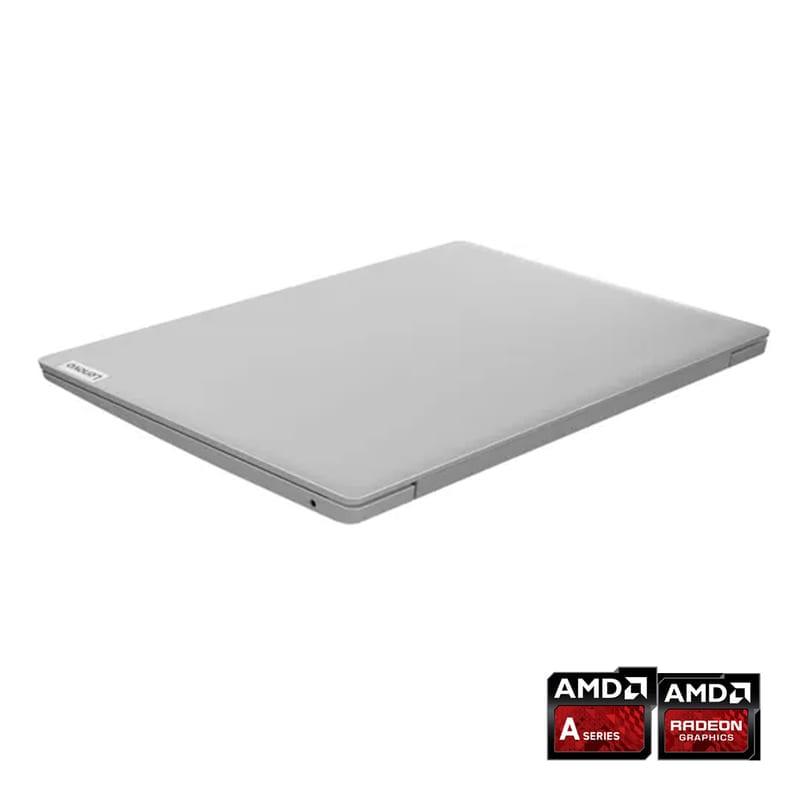 """Laptop Lenovo Ideapad 14AST-05 AMD A6-9220 4GB 64GB EMMC 14"""" - Gris + Audifono + Base Enfriadora+ Impresora Multifuncional"""