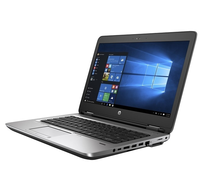 Laptop HP ProBook 645 G1 AMD 6th Gen Pro A6-8500B  8GB RAM 500GB Disco duro   Windows 10 Pro Equipo Clase B, Reacondicionado