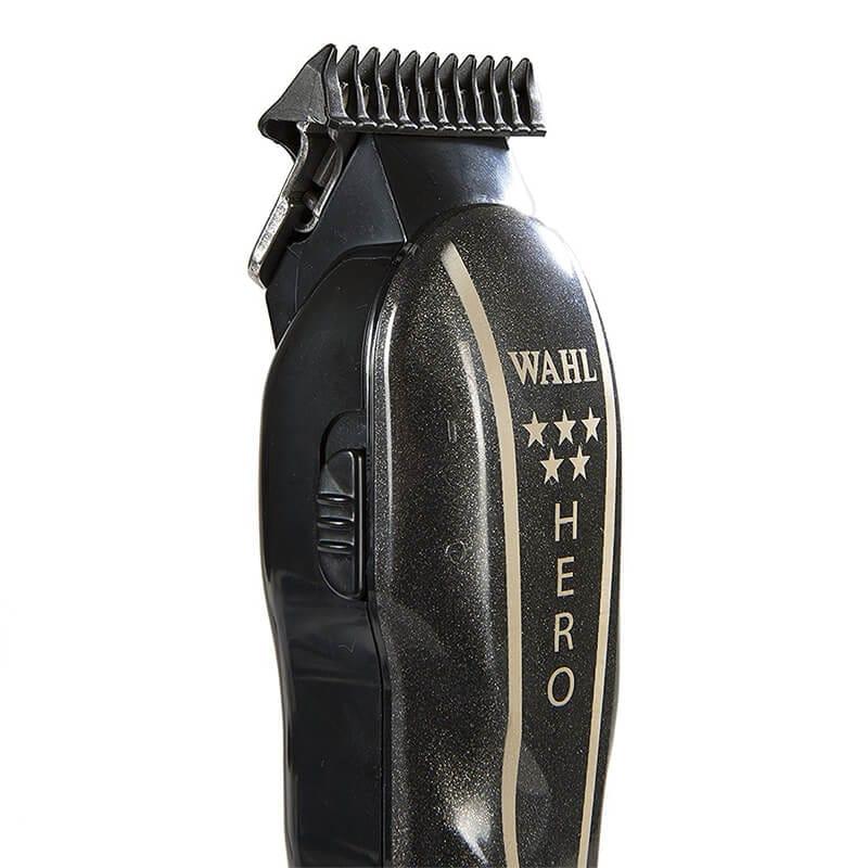 Máquina Wahl Barber Combo Legend Y Trimmer Hero Profesional